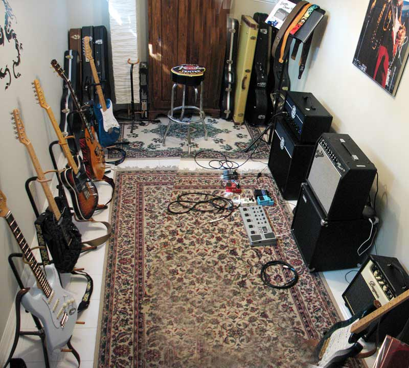 Guitar For Small Rooms